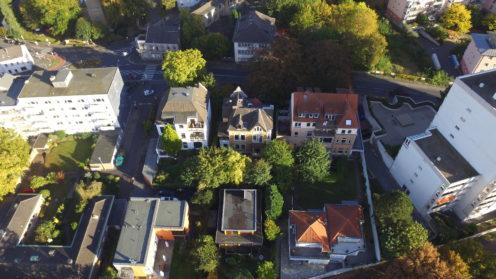 Psychotherapeutisches Institut am Rhein aus der Luft_5