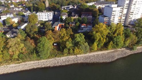 Psychotherapeutisches Institut am Rhein aus der Luft_6