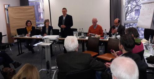 Mitgliederversammlung der DFT